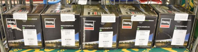5x Remy Alternators - Please see pictures for model numbers