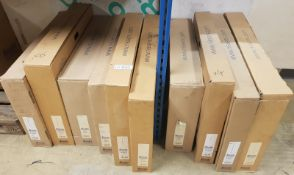 10x Nissens Radiators - Please See pictures for example of model numbers