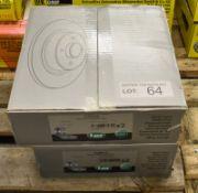 2x LPR Brake Disc Sets - models - F1019P & K2001V