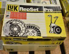 2x LUK Repset Pro Clutch Kits (1x Schaeffler) - Models - 623 3169 33 & 623 3145 34