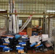 Various Spares - Strut Top Mounts, V-Belts, Water Pumps, 120 LED Under Bonnet Inspection L