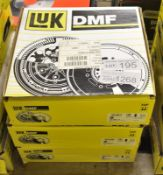 3x LUK Dual Mass Flywheels - 415 0305 10, 415 0185 10 & 415 0553 08