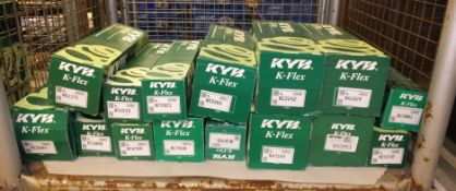 KYB K-Flex Coil Springs - Please see pictures for examples of model numbers