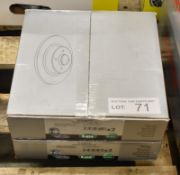 2x LPR Brake Disc Sets - models - C1301P & C1331P
