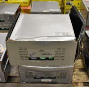 2x LPR Brake Disc Sets - models - J1007V & I2109K