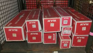 KYB Excel-G Gas Shock Absorbers - Please see pictures for examples of model numbers