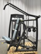 Pulse Fitness Seated Lat, Pulldown - 382G