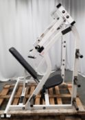 Hammer Strength ISO Lateral Shoulder Press Machine