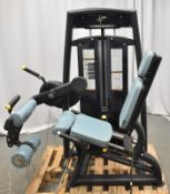 Pulse Fitness Seated Leg Curl - 562G