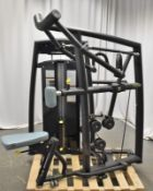 Pulse Fitness Seated Row - 447G