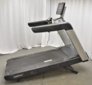 "Pulse Fitness Run 260G Treadmill. 10.1"" Self powered Screen"