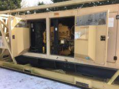 Cat Generator (1) Model No 350, 320Kva, Starts & Runs