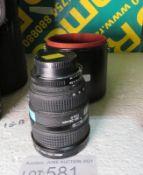 Nikon AF Nikkor 20-35mm 1:2.8 D lens - serial 231943 with case