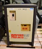 RD 90 250v - 35Amp Battery Charger Unit