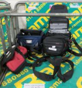 Assortment of Camera Pouches x5
