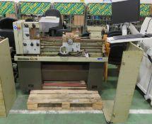 Harrison M300 Lathe L 1600mm x W 900mm x H 1270mm - no tooling or accessories