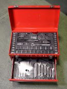 TopTech 150 Piece Tool Box