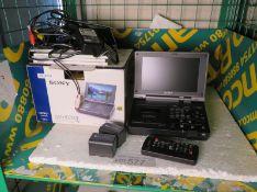 Sony GV-HD700E Digital HD Videocassette Recorder unit