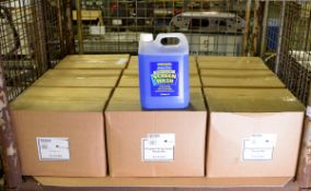 Polygard Arctic screenwash 5LTR bottles - 4 per box - 9 boxes