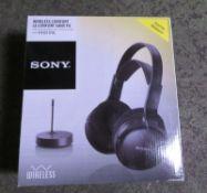 Sony MDR-RF811RK wireless headphones