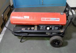 Sealey Space Warmer - model AB2158