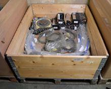 Vehicle parts - VC joint kits, drive belts, gear selection cables, handbrake cables, clutc