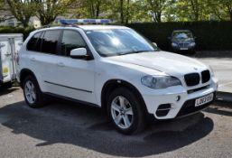 BMW X5 - LD63 XXV - XDRIVE30D AC Auto - 3.0l Diesel Automatic