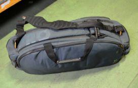 Kata Grey Large Canvas Camera Bag