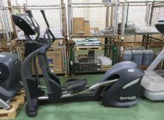 SportsArt Fitness E875 Elliptical Cross Trainer With LED Display