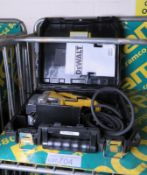 DeWalt DW331K 240v Jigsaw with Case