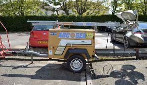 Arc-Gen SHO Mast Lighting System Diesel L 4600mm x W 1300mm x H 1900mm - 90dB - Kubuto 9.7