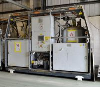 Unipre Europe Large Mixing Machine L 4000mm x W 1860mm x H 2900mm - LOW LOADER REQUIRED