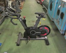 SportsArt C530 Exercise Bike with display module - Powers on but fundctions not tested