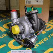 Multipart VTC1085 turbocharger