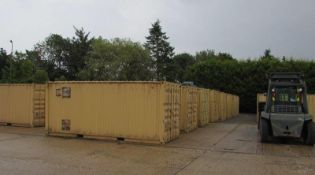 Containerised Membrane Bioreactor Unit (MBR) Water Treatment (see description for link to full spec)