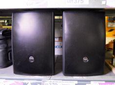 2x Quad Industrial Speakers