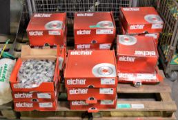 Eicher Brake Discs - Please see pictures fpor examples of model numbers