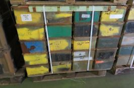M2A1 Ammo boxes x120