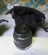 Sigma 8mm 1:4 D EX Camera Lens with bag - serial 1001432