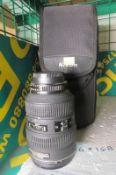 Nikon ED AF-S Nikkor 28-70mm 1: 2.8 D Lens - serial 256734 with case