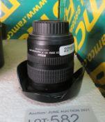Nikon AF-S Nikkor 12-24mm 1:4 G Lens DX - serial 301844