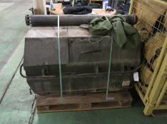 Dantherm heater shell body only no internals - AS SPARES