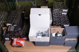 Vehicle parts - pad sets, brake calipers, brake discs - see picture for itinerary for mode