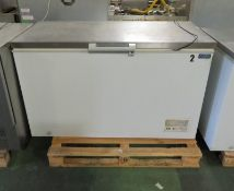 Polar CM 630 Chest Freezer L 1400mm x W 700mm x H 850mm