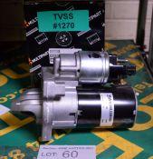 Multipart VST1143 starter motor
