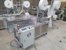 DCR MMM150 full PPE mask making production line