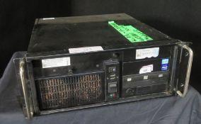 4U rack PC with Madrix V1 key