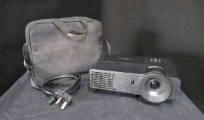Optoma N1839 DLP Projector with carry case