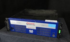 Arkaos Stage Server media server V4.2.5