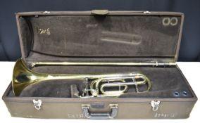 Bach Stradivarius Model 42 Trombone in case (zip broken on case) - Serial No. 15468/5231
